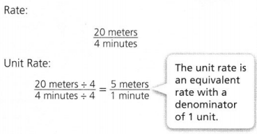 Envision Math Common Core Grade 6 Answers Topic 5 Understand And Use Ratio And Rate 142