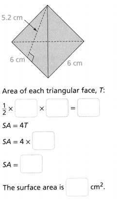Envision Math Common Core Grade 6 Answers Topic 7 Solve Area, Surface Area, And Volume Problems 149
