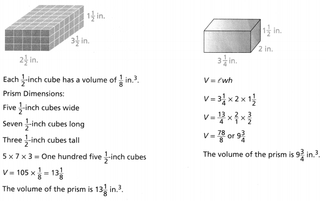 Envision Math Common Core Grade 6 Answers Topic 7 Solve Area, Surface Area, And Volume Problems 160