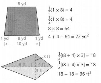 Envision Math Common Core Grade 6 Answers Topic 7 Solve Area, Surface Area, And Volume Problems 185