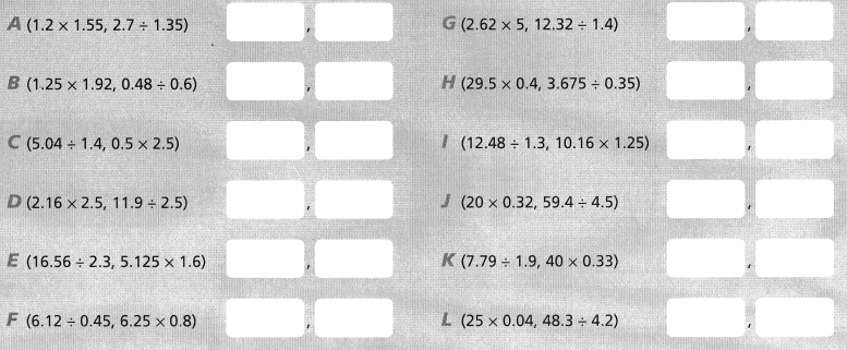 Envision Math Common Core Grade 6 Answers Topic 7 Solve Area, Surface Area, And Volume Problems 210