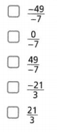 Envision Math Common Core Grade 7 Answer Key Topic 1 Rational Number Operations 75