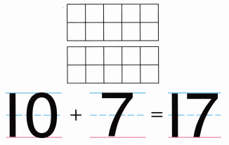 Envision Math Common Core Grade K Answer Key Topic 10 Compose and Decompose Numbers 11 to 19 101