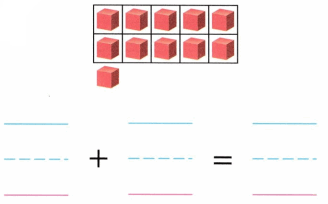Envision Math Common Core Grade K Answer Key Topic 10 Compose and Decompose Numbers 11 to 19 2.4
