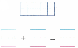 Envision Math Common Core Grade K Answer Key Topic 10 Compose and Decompose Numbers 11 to 19 2.9