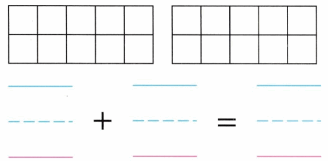 Envision Math Common Core Grade K Answer Key Topic 10 Compose and Decompose Numbers 11 to 19 4.1