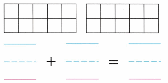 Envision Math Common Core Grade K Answer Key Topic 10 Compose and Decompose Numbers 11 to 19 4.2
