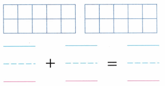 Envision Math Common Core Grade K Answer Key Topic 10 Compose and Decompose Numbers 11 to 19 5.1