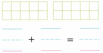 Envision Math Common Core Grade K Answer Key Topic 10 Compose and Decompose Numbers 11 to 19 5.3