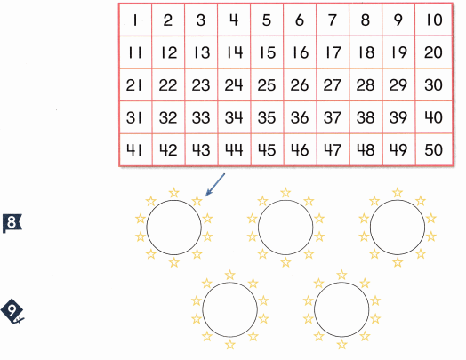 Envision Math Common Core Grade K Answer Key Topic 11 Count Numbers to 100 3.3