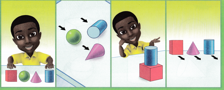 Envision Math Common Core Grade K Answer Key Topic 13 Analyze, Compare, and Create Shapes 21
