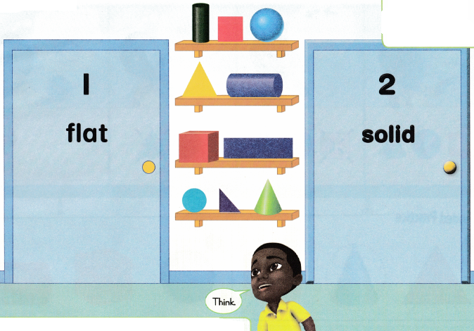 Envision Math Common Core Grade K Answer Key Topic 13 Analyze, Compare, and Create Shapes 44