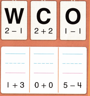 Envision Math Common Core Grade K Answers Topic 10 Compose and Decompose Numbers 11 to 19 10.1