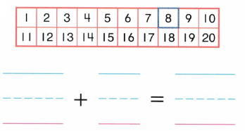Envision Math Common Core Grade K Answers Topic 10 Compose and Decompose Numbers 11 to 19 11.8