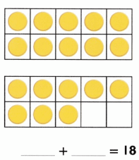 Envision Math Common Core Grade K Answers Topic 10 Compose and Decompose Numbers 11 to 19 12.3