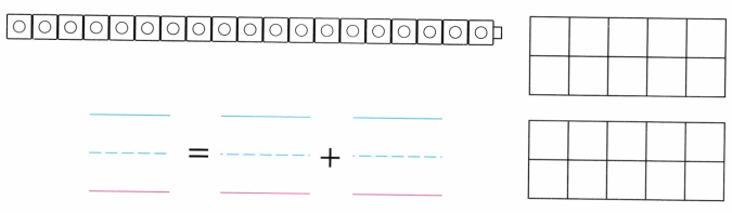 Envision Math Common Core Grade K Answers Topic 10 Compose and Decompose Numbers 11 to 19 20.4