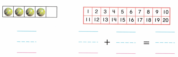 Envision Math Common Core Grade K Answers Topic 10 Compose and Decompose Numbers 11 to 19 53.2