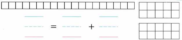 Envision Math Common Core Grade K Answers Topic 10 Compose and Decompose Numbers 11 to 19 7.5