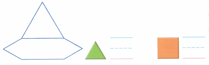 Envision Math Common Core Grade K Answers Topic 13 Analyze, Compare, and Create Shapes 103