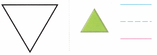 Envision Math Common Core Grade K Answers Topic 13 Analyze, Compare, and Create Shapes 62