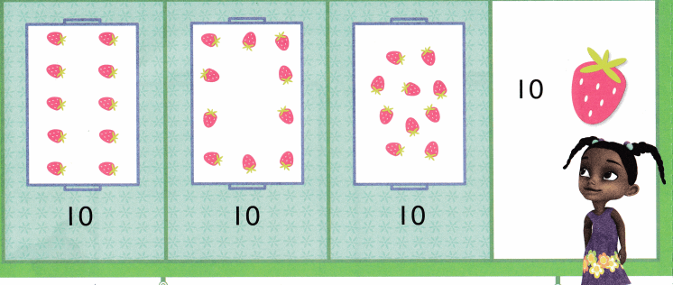 Envision Math Common Core Grade K Answers Topic 9 Count Numbers to 20 10.4
