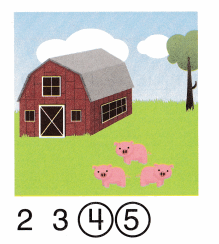 Envision Math Common Core Grade K Answers Topic 9 Count Numbers to 20 14.9