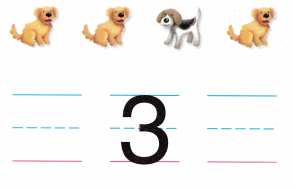 Envision Math Common Core Grade K Answer Key Topic 1 Numbers 0 to 5 q162