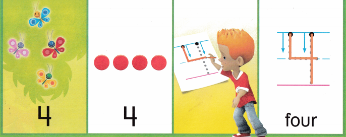 Envision Math Common Core Grade K Answer Key Topic 1 Numbers 0 to 5 q85