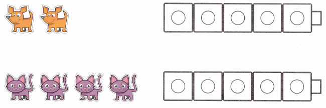 Envision Math Common Core Grade K Answer Key Topic 2 Compare Numbers 0 to 5 q83
