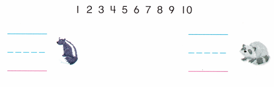 Envision Math Common Core Grade K Answers Topic 4 Compare Numbers 0 to 10 q81